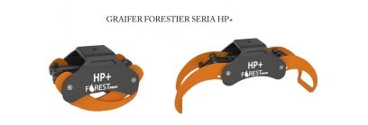 "Graifere forestiere HP+ ""Hydraulic Power Plus"" Forest PROFI"
