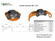 Graifer forestier pentru bustean HP+ 215
