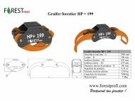 Graifer forestier pentru lemn HP+ 199