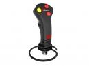 Joystick 3 comenzi electrice pentru distribuitor hidraulic