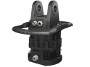 Rotator hidraulic CR 600 FX graifer lemn