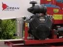 Tocator crengi deseuri lemn si resturi vegetale Urban SMH110-S