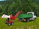 Tocator crengi deseuri lemn si resturi vegetale Urban SMV70-S2.1