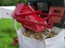 Tocator crengi deseuri lemn si resturi vegetale Urban TR70-BB