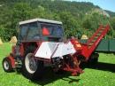 Tocator crengi deseuri lemn si resturi vegetale Urban TR70-SH2.6