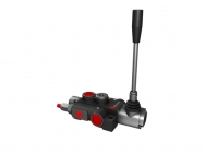 Distribuitor hidraulic monobloc simplu efect 1 sectiune 40 l/min