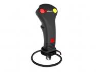 Joystick 2 comenzi electrice pentru distribuitor hidraulic
