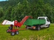 Tocator crengi deseuri lemn si resturi vegetale Urban SMV70-S2.6