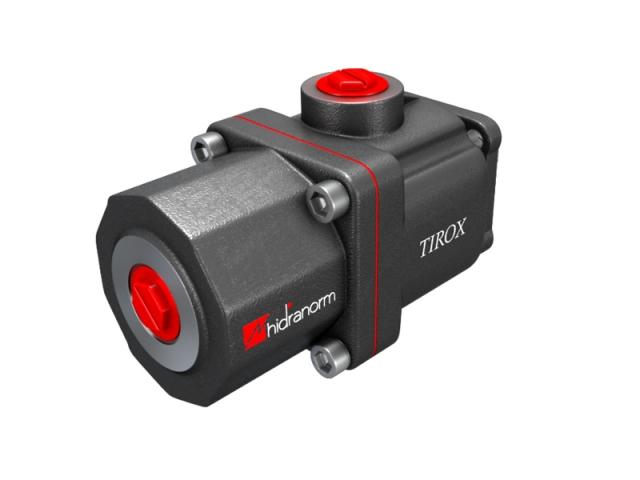 Pompa hidraulica cu pistoane 100 l/min seria TIROX