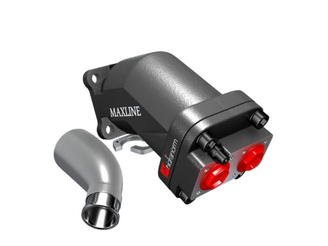 Pompa hidraulica cu pistoane axiale MAXLINE 63cc