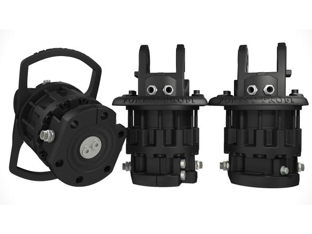 Rotator hidraulic CR 1000 FX graifer forestier