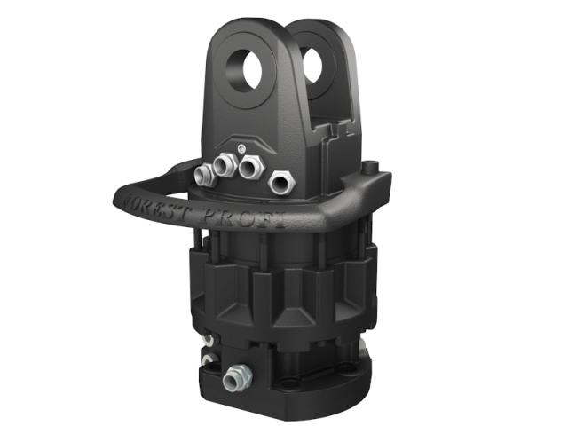 Rotator hidraulic CR 1200 FW graifer lemn