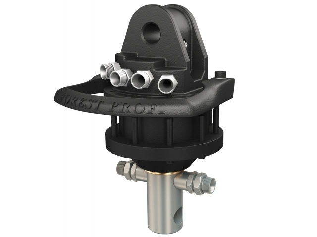 Rotator hidraulic CR 300 graifer lemn