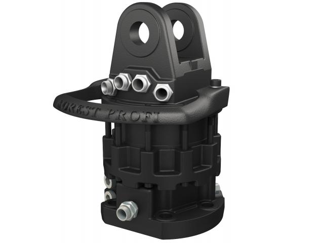 Rotator hidraulic CR 600 FW graifer bustean