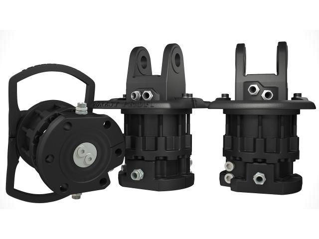 Rotator hidraulic CR 800 FX graifer bustean
