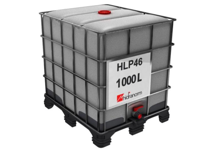 Ulei hidraulic HLP 46 bidon 1000 litri